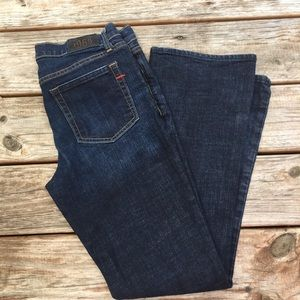 GAP 1969 boot cut jeans size 26